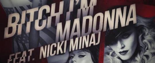 Bitch I'm Madonna Videoclip