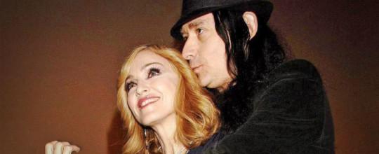 Madonna with Jonas Akerlund