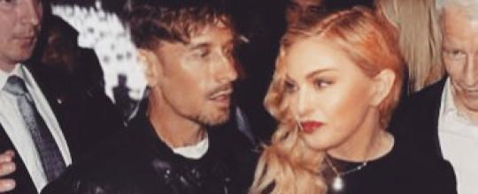 Steven Klein with Madonna