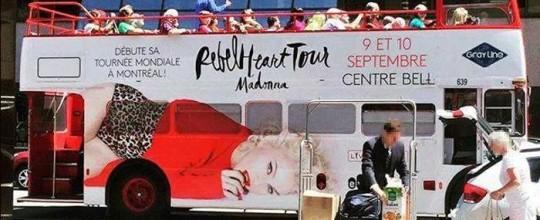 Rebel Heart Tour ad