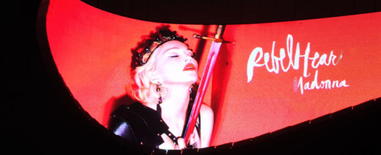 Rebel Heart Tour in Brooklyn