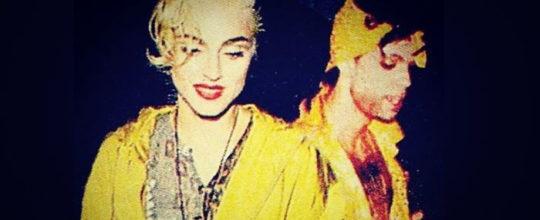 Madonna and Prince