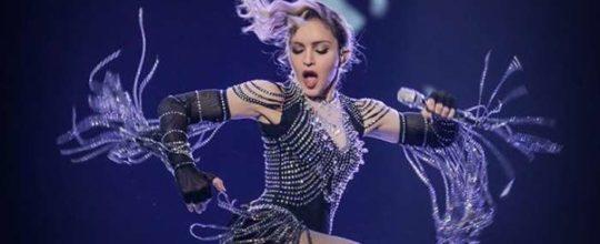 Madonna by Joshua Brandao
