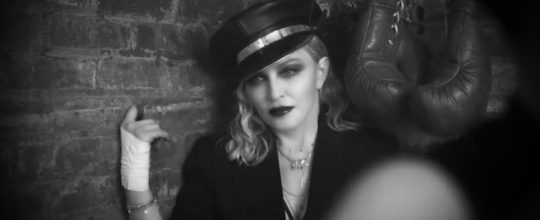 Madonna for Vogue Germany