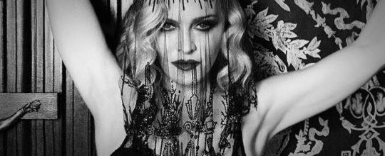 Madonna by Luigi and Iango