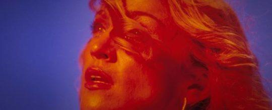 Madonna by Frank Micelotta
