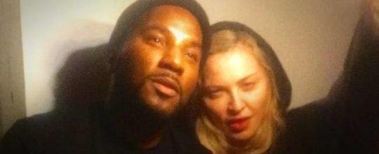 Madonna with Jeezy