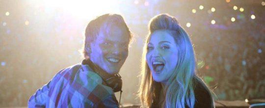Madonna and Avicii