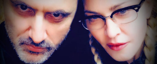 Mirwais and Madonna