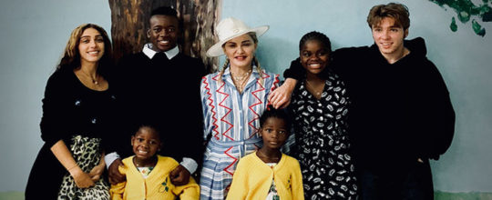 Raise Malawi in Honor of Madonna's Birthday!