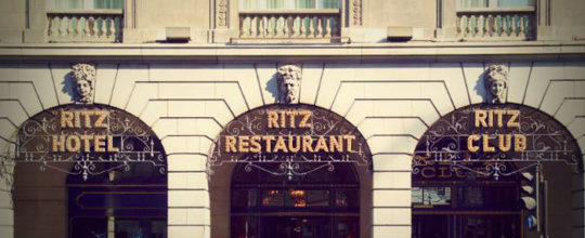 The Ritz, London
