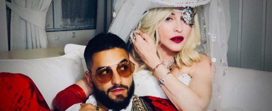 Madonna + Maluma