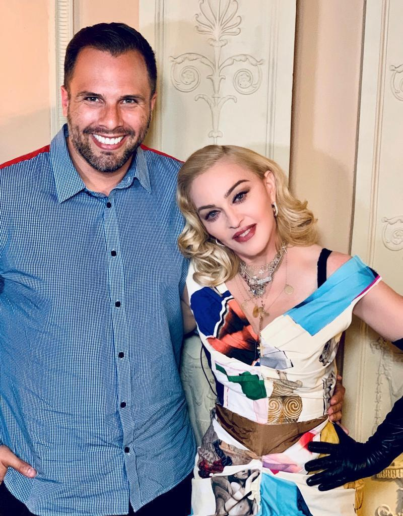 Madame X: The Dan Wootton Interview - MadonnaTribe